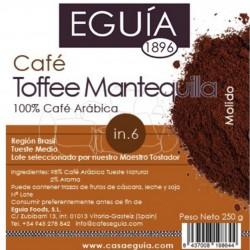 Café de toffee mantequilla